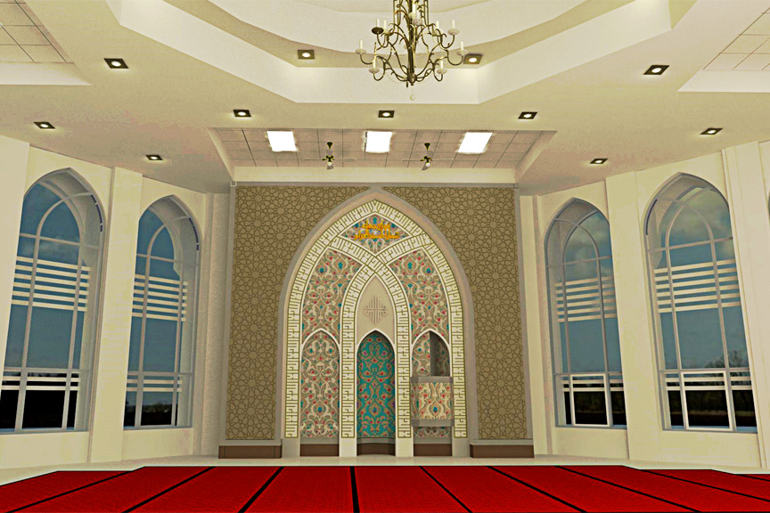 Mas Katy_mosque_mihrab on Interior Designer